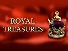 игровой автомат Royal Treasures / Сокровища Королей