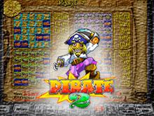 игровой автомат Pirate 2 / Пират 2