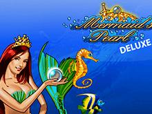 игровой автомат Mermaid's Pearl Deluxe / Жемчужина Русалки Делюкс / Русалочка Делюкс
