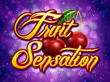 игровой автомат Fruit Sensation / Фруктовая Сенсация