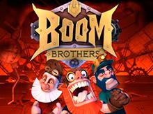 игровой автомат Boom Brothers / Братья Бум / Братцы Взрыватели