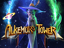 игровой автомат Alkemor's Tower / Башня Алкемора