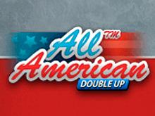 игровой автомат All American Double Up / Стопроцентный Американец С Удвоением