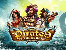 игровой автомат Pirates Treasures / Сокровища Пиратов