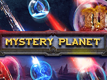 игровой автомат Mystery Planet / Таинственная Планета / Загадочная Планета