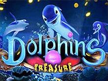 игровой автомат Dolphins Treasure / Сокровища Дельфина