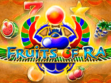 игровой автомат Fruits Of Ra / Фрукты Ра