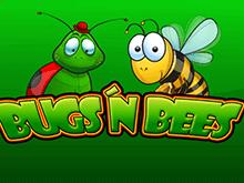 игровой автомат Bugs And Bees / Жуки И Пчелы