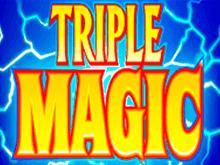 игровой автомат Triple Magic / Тройная Магия