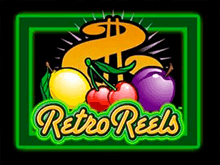 игровой автомат Retro Reels / Ретро Барабаны